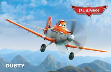 Disney's Planes Dusty - Dane Cook