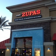 Cafe Zupas Is Now In Las Vegas   Come to Their Grand Opening Celebration