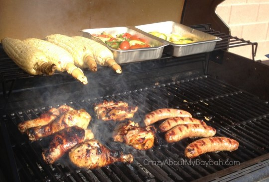 Grilling is Easy with Fresh & Easy