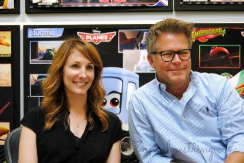 Planes Director and Producer Interview