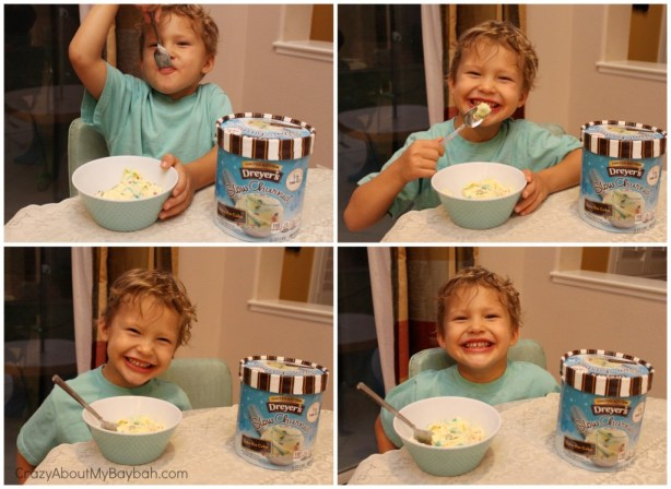 National Ice Cream Month and A Reason to Smile