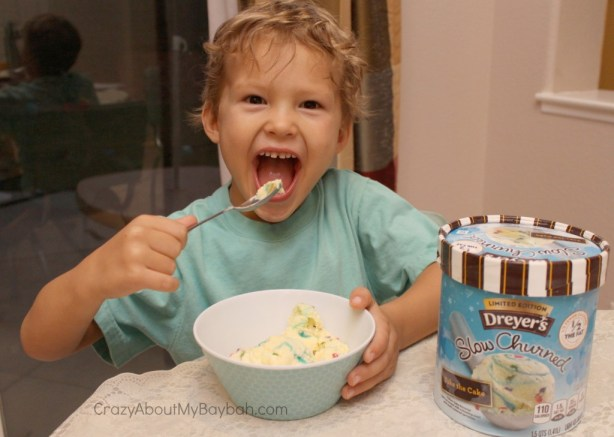National Ice Cream Day with Dreyer's and Operation Smile