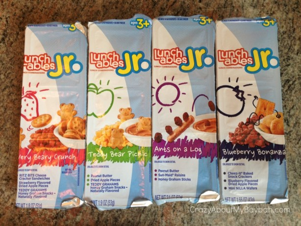 Lunchables Jr - Perfect on the go snack #LunchabalesJR #Shop #Campaign #CBias