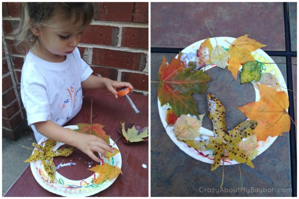 Easy Fall Crafts for Kids #Toddler #Preschool #Homeschool
