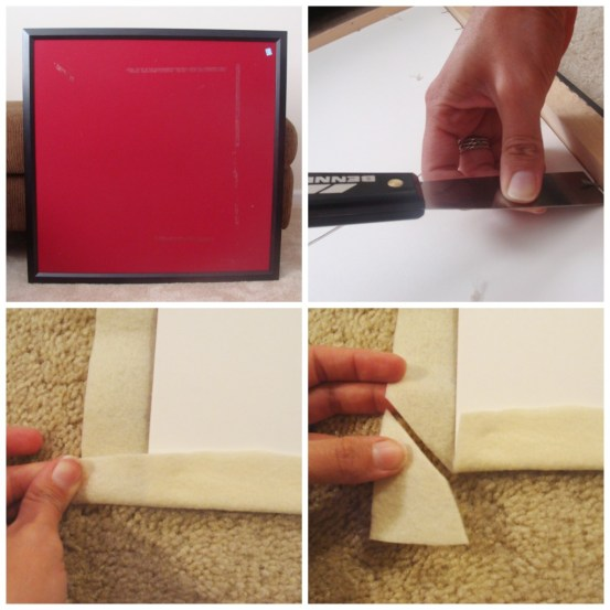 How To Make Your Own Felt Board #Tutorial #DIY