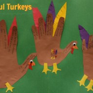 Thankful Turkeys | Thanksgiving Craft for Families