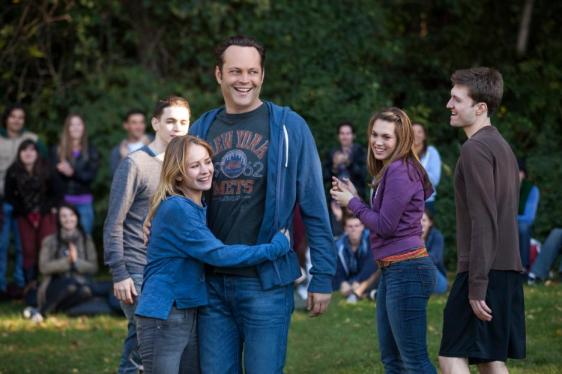 Delivery Man Movie Review #DeliveryMan