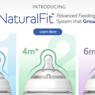 Chicco NaturalFit Advanced Feeding System