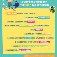 Top 10 100th Day of School Ideas