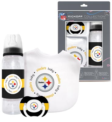 Pittsburgh Steelers Baby Gear from BabyFanatic