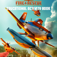Disney Planes: Fire & Rescue Educational Printable