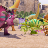 Dinosaur Train One Hour Special Classic in the Jurassic | Giveaway