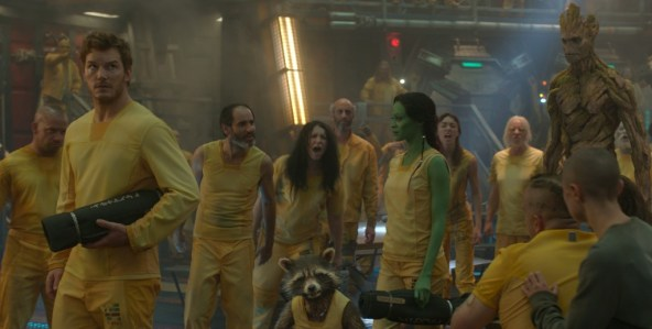 Guardians of the Galaxy Movie Review #GuardiansoftheGalaxyEvent