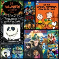 25 Halloween Movies for Kids and Families