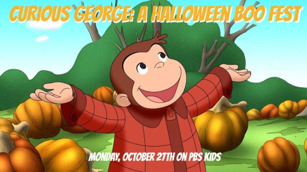 Curious George's Boo Fest on PBS Kids