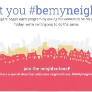 10 Random Acts of Neighborliness #BeMyNeighbor