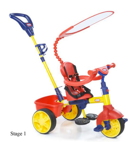 4 in 1 Little Tikes Trike Stage 1