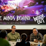 Inside Out Director Pete Docter and Producer Jonas Rivera