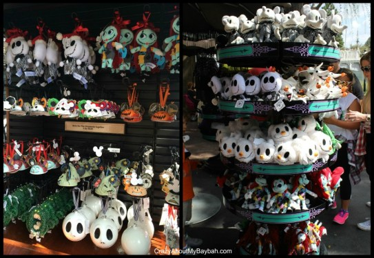 Halloween Time Merchandise at Disneyland