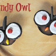 Halloween Treats | Candy Owl