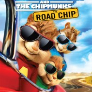 Enter to Win Alvin And The Chipmunks: The Road Chip on DVD