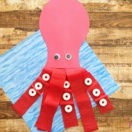 Finding Dory Craft Create Hank the Octopus