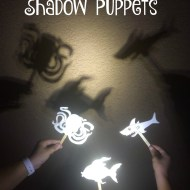 Ocean Life Shadow Puppets Plus Energizer Prize Pack Giveaway