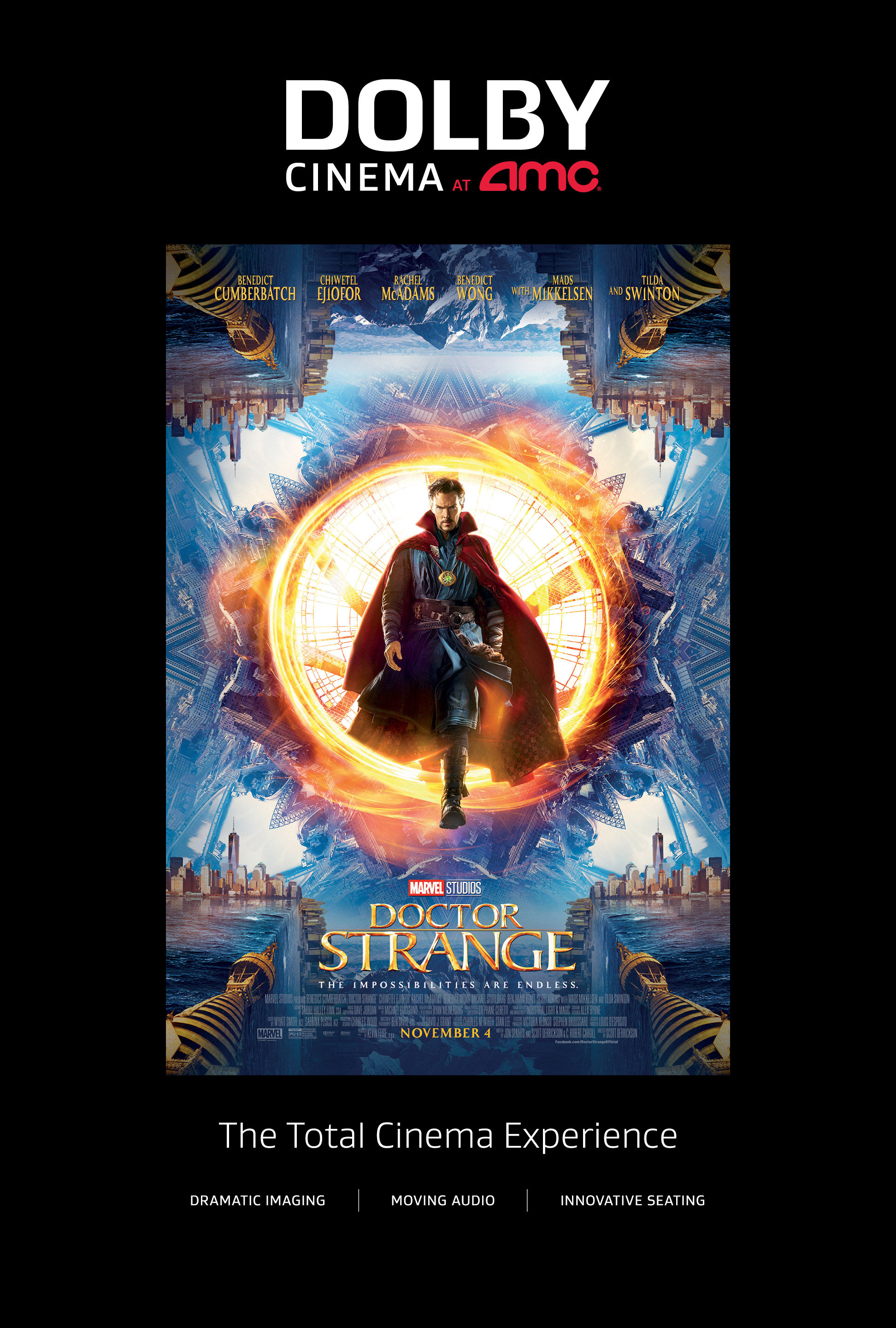 Doctor Strange Giveaway At AMC Town Square