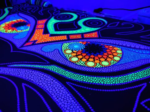 Magic Uv-Owls in corso 4