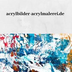 acrylbilder-acrylmalerei.de