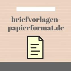 briefvorlagen-papierformat.de