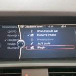 Doposażenie BMW X3 (F25 2010) Combox+BMW Apps+PlugIn+Video