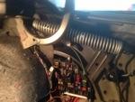 Doposażenie BMW 525D (F10 2011)  Automatyczna klapa kod 316