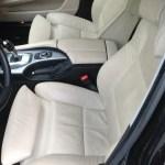 Doposażenie BMW 520D (E61-2009)  fotele komfortowe  kod 456