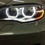 Doposażenie LED Full Adaptive BMW E71 4.0D 2013