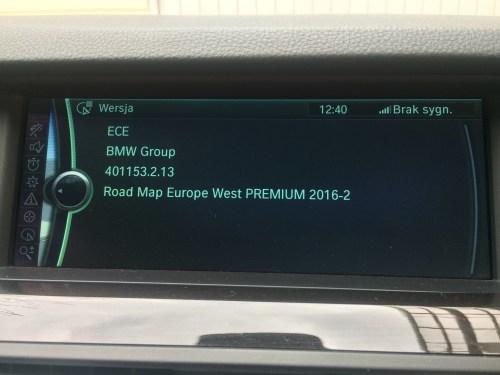 Mapa Premium Europa 2016-2