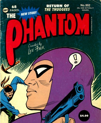 Sy Barry the Phantom