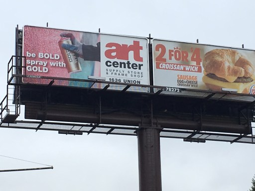 Montana Billboard Artcenter Supply