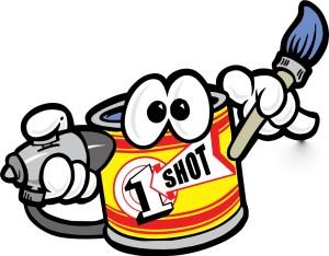 One-Shot Logo