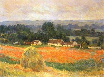 Risultati immagini per dipinti di Monet Claude