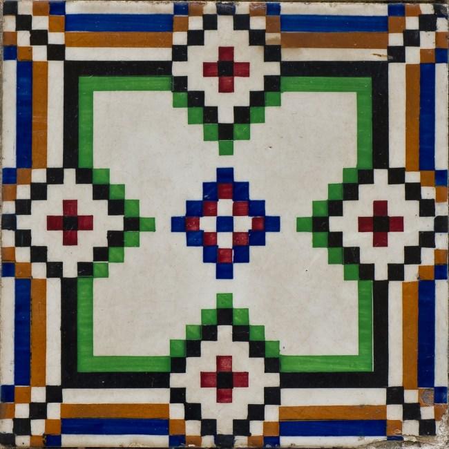 El país de los azulejos