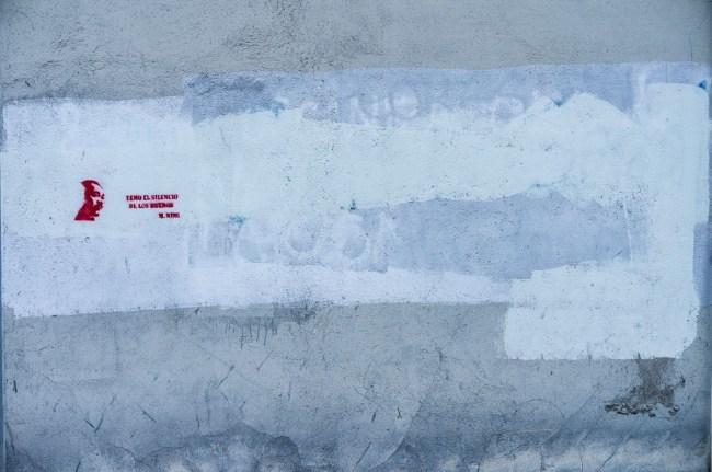 El silencio  de los muros (9)