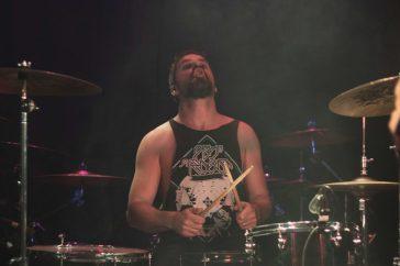 baterista the year