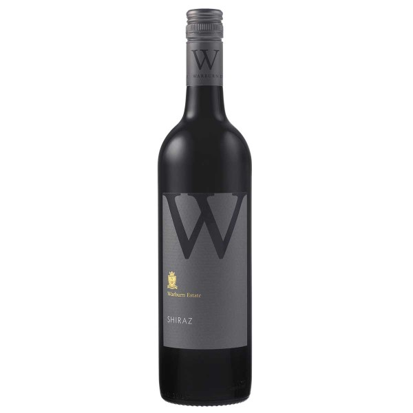 Warburn Estate Shiraz, Australia. Colour: Deep red with purple hues. Nose: Dark berry fruits, spices and earthy aromas. Palate: Ripe berry fruits, black cherries carry through the palate with chocolate, vanilla notes. Smooth chalky tannins keep the flavours lingering.
