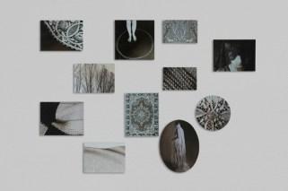 ROSSI Elisa, Limine, 2015, olio su pannello telato, misure variabili