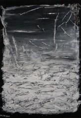 48 Oberflash Lunare, 2016, cm 50x70, mista materica