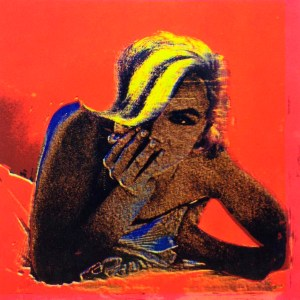 Bert Stern Serigraph, Marilyn Monroe Trip 5