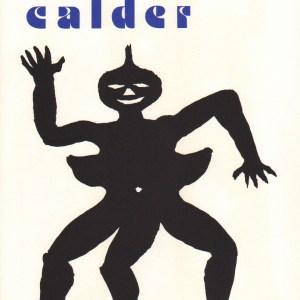 Calder Lithograph DM15212, Derriere le Miroir 1975