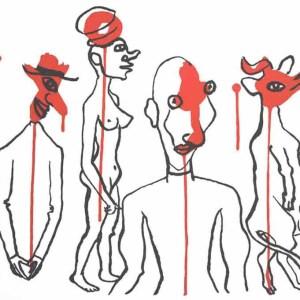1966 Calder Lithograph, DM32156d Derriere le Miroir