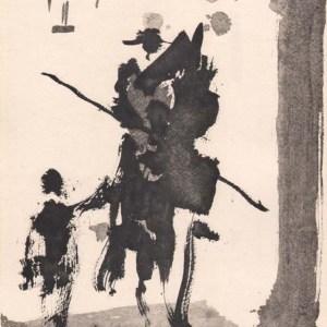 Pablo Picasso Toros y Toreros 2 dated 5/7/59